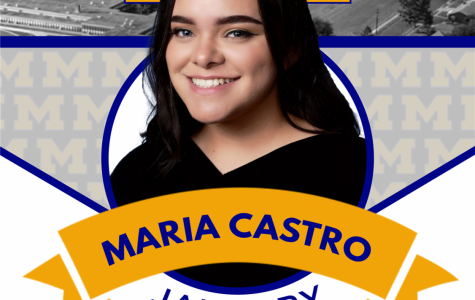 January's Excellence In the Classroom, Maria Castro