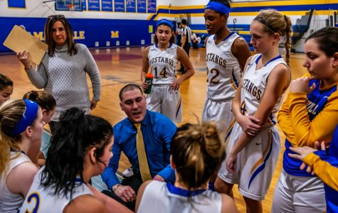 Triple Over Time ends the Lady Mustangs Season