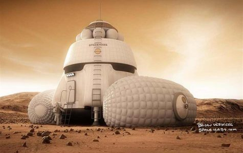Could this Design of a Home on Mars be the Breakthrough that NASA Needs for Further Exploration?