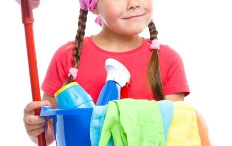 Should Kids Keep Doing Chores?