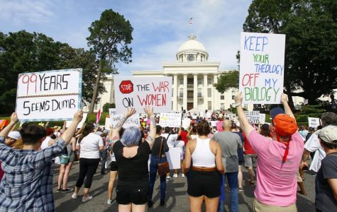 Alabama Abortion Law Sparks Controversy