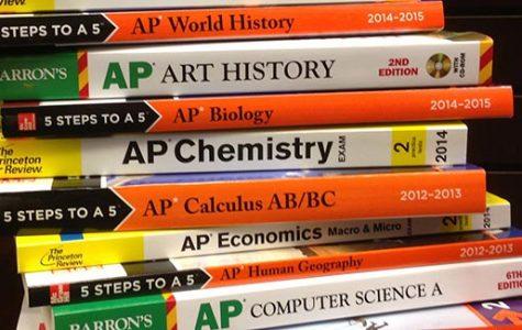MHS Takes on AP Testing