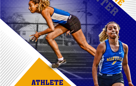 A Lion On the Track – Nia Hunter: June's Athlete of the Month