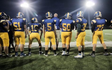 Mustang Football Roster is Injury Free