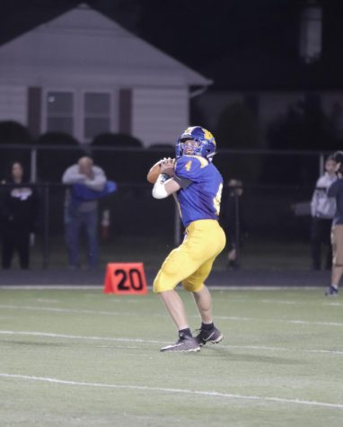 Get To Know Manville's Quarterback: John Sharbaugh