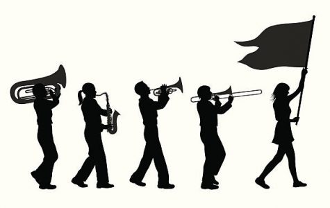 Marching Band Season Coming to a Close