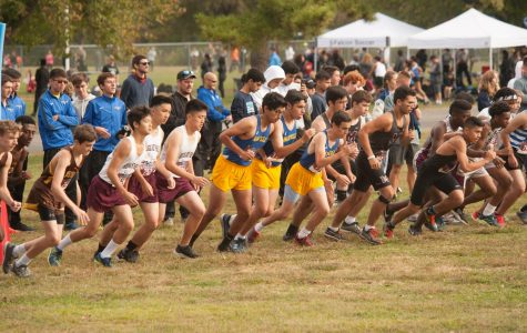 Cross Country Runners Defeat their Personal Records!