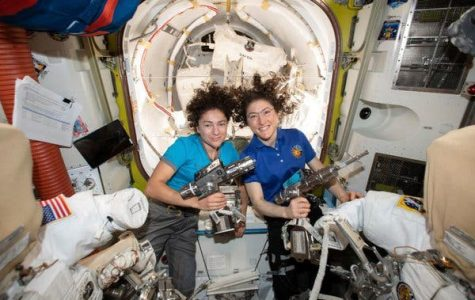 One Small step for All Man and Woman kind: The First All Female Spacewalk