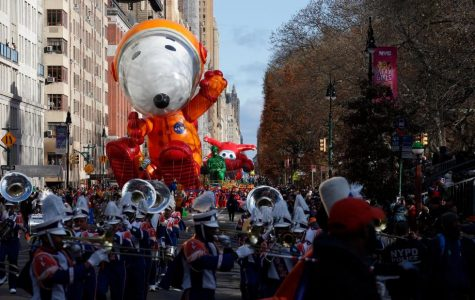 5 New Balloons Featured in the Macy's Thanksgiving Day Parade