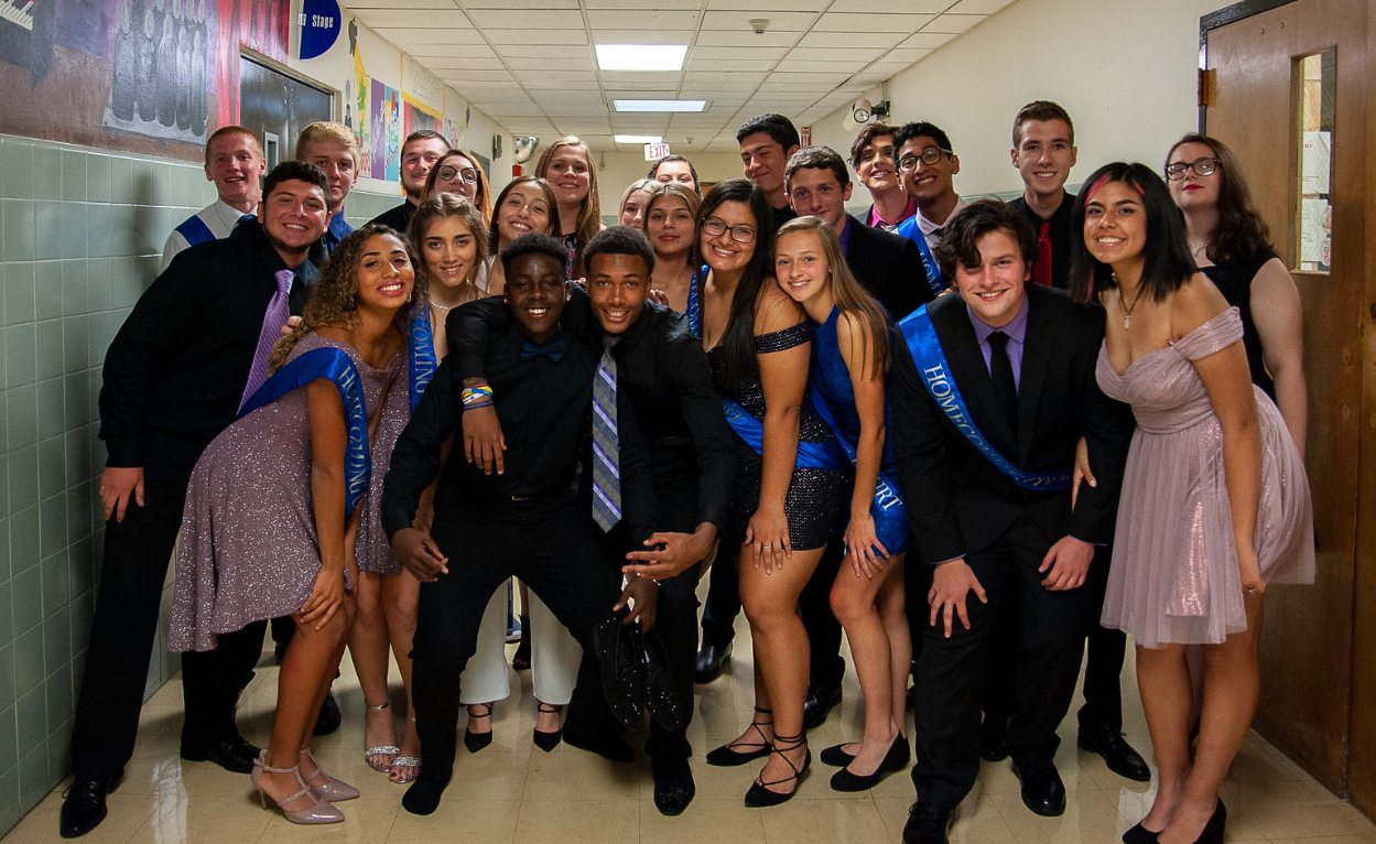 Manville%27s+2019+Homecoming+Court.+