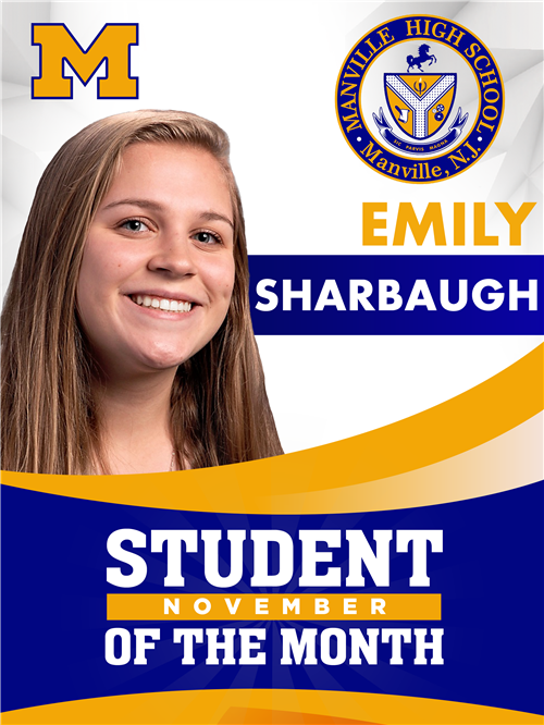 November Student of the Month: Emily Sharbaugh