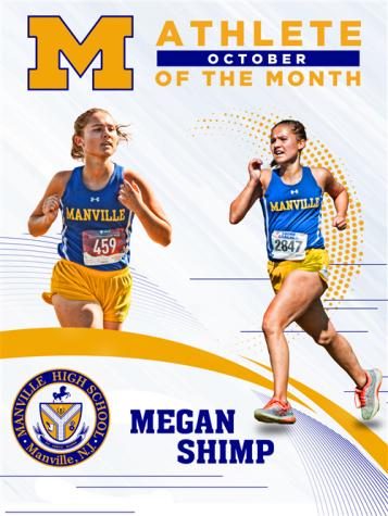 October Athlete of the Month: Megan Shimp