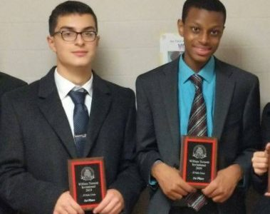 Student Spotlight: Nicolas Imerlishvili & Mouctar Diarra: Key Factors in Forensics Success