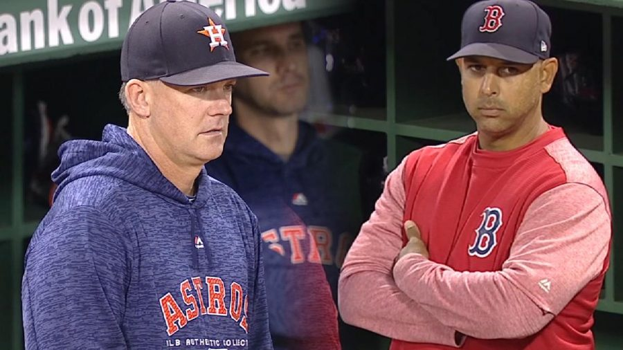 Major League Baseball's Reaction to World Series Cheating