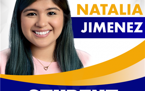 December Student of the Month: Natalia Jimenez