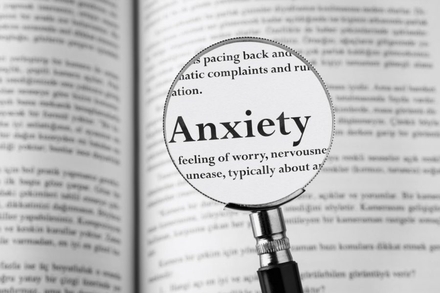 Dealing with Anxiety: A Survival Guide