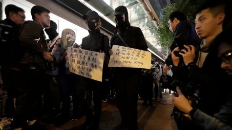 United States Provokes China with Hong Kong Acts