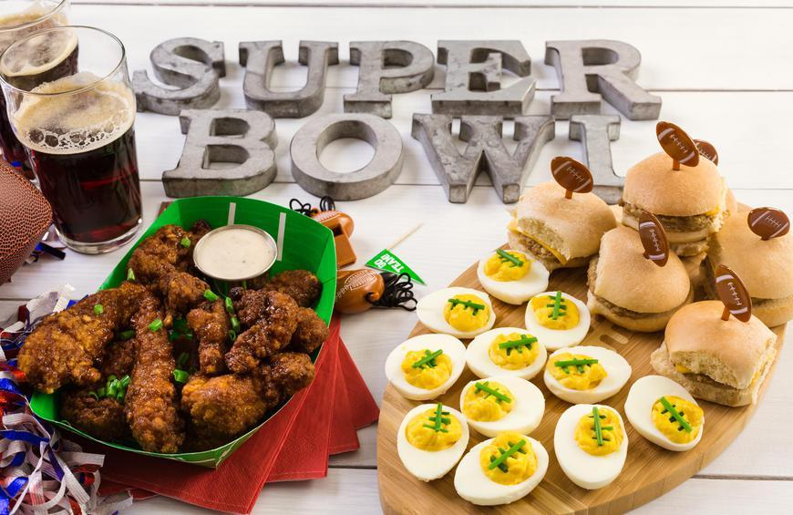 Top Superbowl Foods