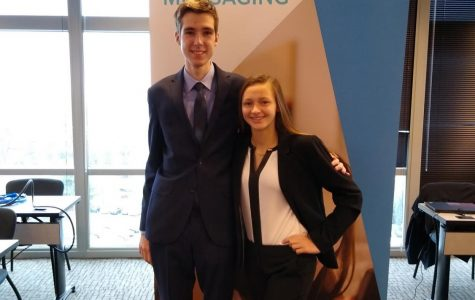 Student Spotlight: Piotr Bunkowski and Nicole Bak Qualify in FBLA Junior Achievement Titan Regional Finals
