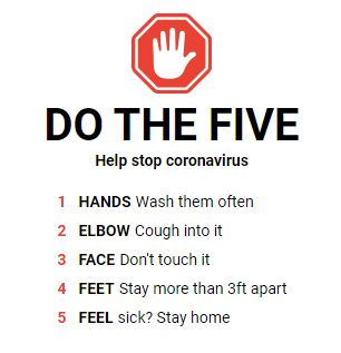 Coronavirus Saps Our Everyday Lives