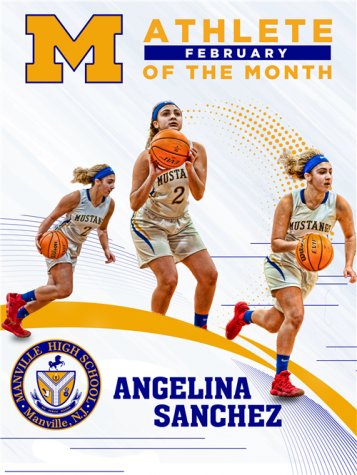 February's Athlete of the Month: Angelina Sanchez