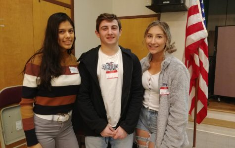 Student Spotlight: Melanie Alcantara, Victoria Dzuba, and David Peterson Train to Volunteer for a Non-Profit