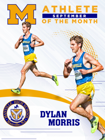 September's Athlete of the Month: The Quiet, Dedicated, Unbreakable Backbone of XC, Dylan Morris