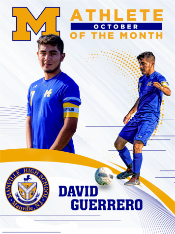 October's Athlete of the Month: David Guerrero