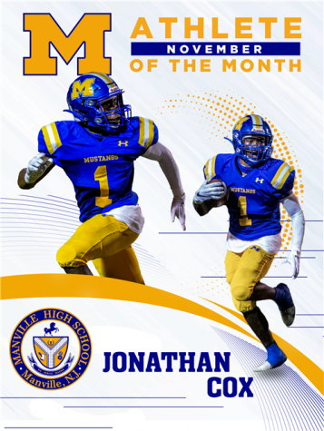 November Athlete of the Month: Jonathan Cox; A Player who puts his Heart into Everything