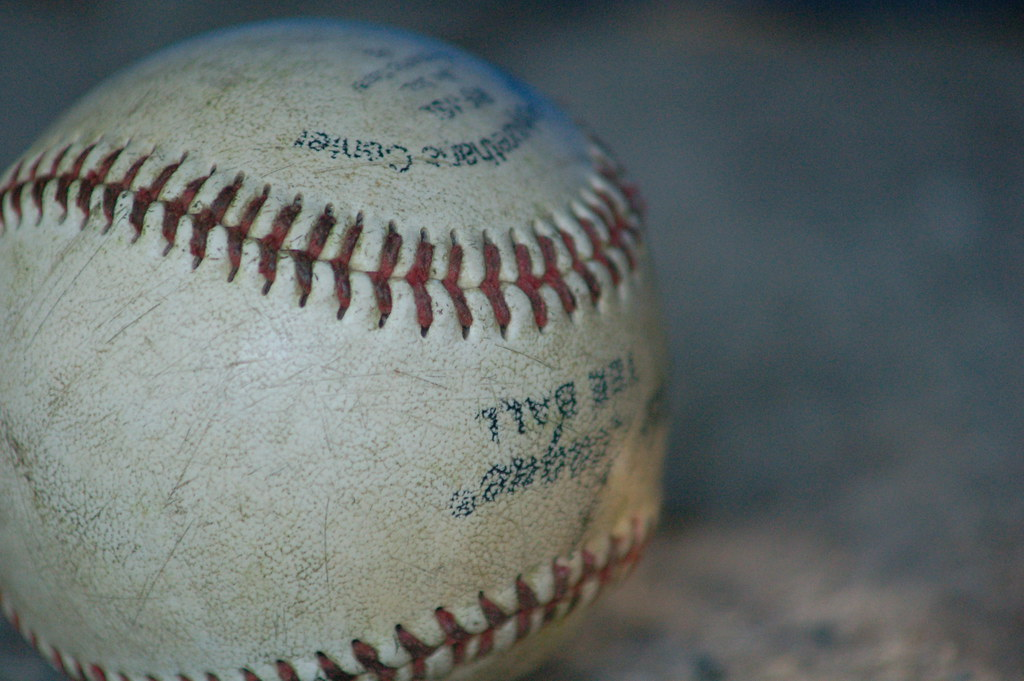 Baseball at Bat Against COVID