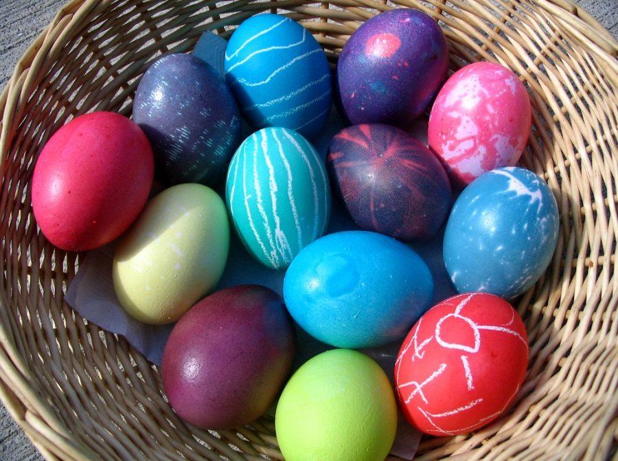 MHS Baseball's Egg Hunt