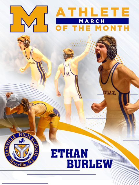 March Athlete of the Month: Ethan Burlew