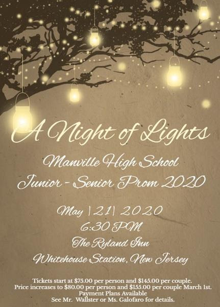 Pandemic Prom For MHS