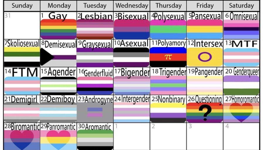 Celebrating LGBTQIA+