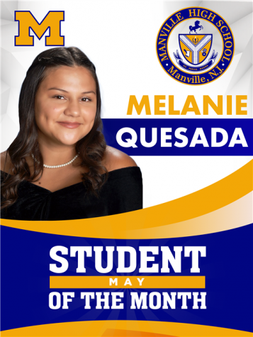 May Student of the Month: Melanie Quesada