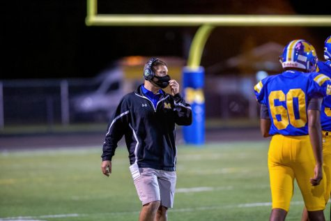 Congratulations to Manville's Own, Pat Gorbatuk for being Named Week 2's Coach