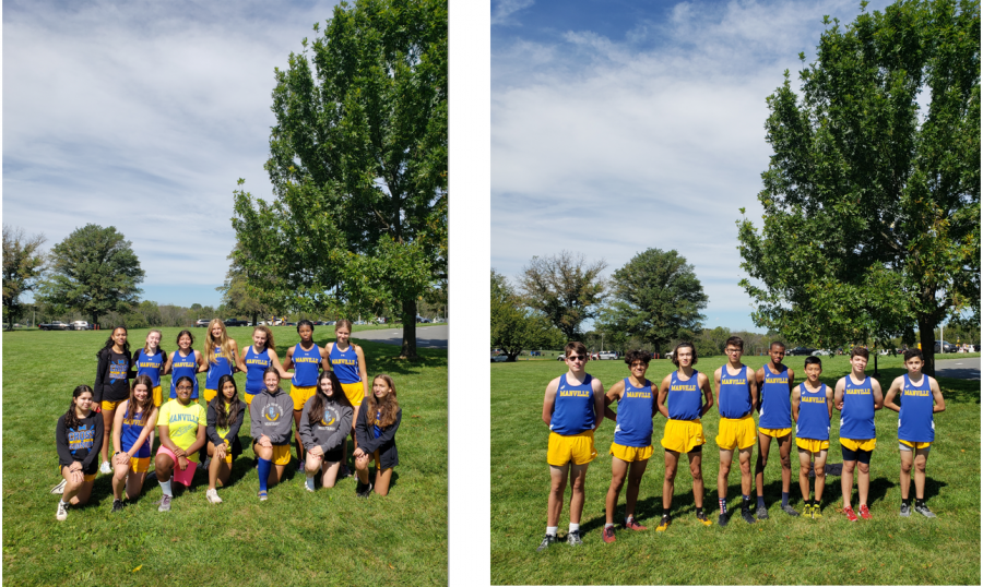 MHS Cross Country Starts Strong at the Petty Classic